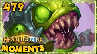 Murloc Priest NEW META!! | Hearthstone Daily Moments Ep. 479