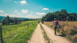 Die Wegelaberer auf dem Zahnfleisch-Steig - Der Saar-Hunsrück-Steig von Losheim bis Idar- Oberstein