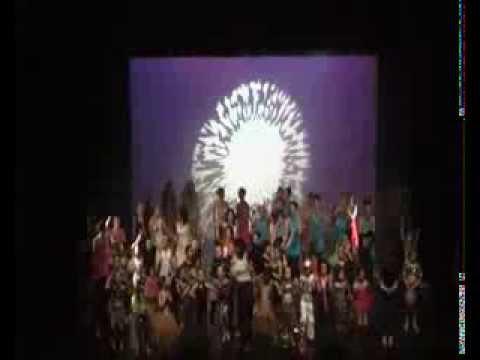Gala de SL Danse Moderne 2010 au palais des arts de Vannes