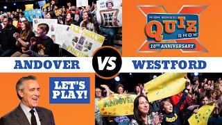 High School Quiz Show | Andover vs. Westford Academy (1003)
