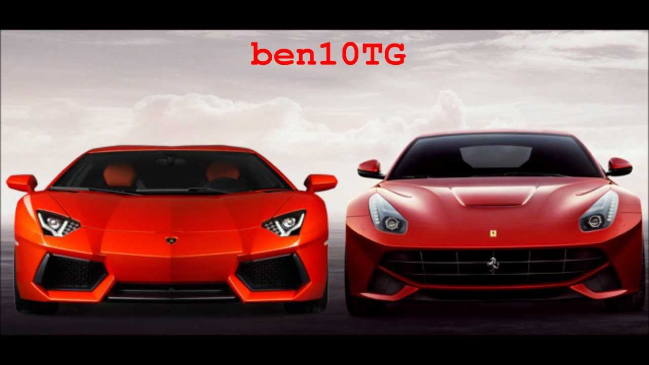 2013 New Ferrari F12 Berlinetta 750bhp Vs. 2011 ...