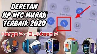 6 HP NFC Murah 2020 | Mulai 1-3 Jutaan Resmi.