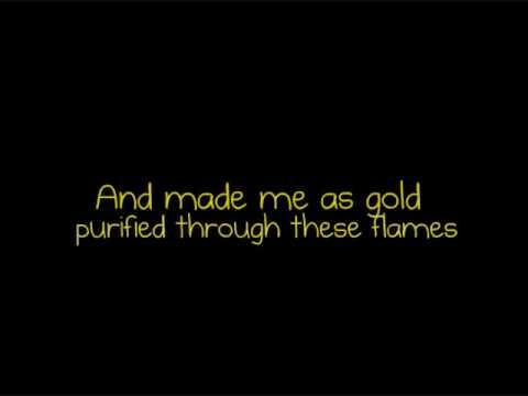 Beauty From Pain-Superchick with lyrics.