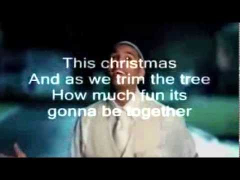Karaoke This Christmas - Chris Brown - YouTube