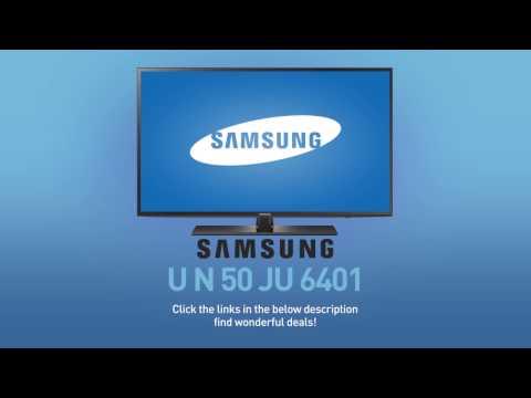 SAMSUNG UN50JU6401 ( JU6401 ) 4K UHD Smart TV // FULL SPECS REVIEW