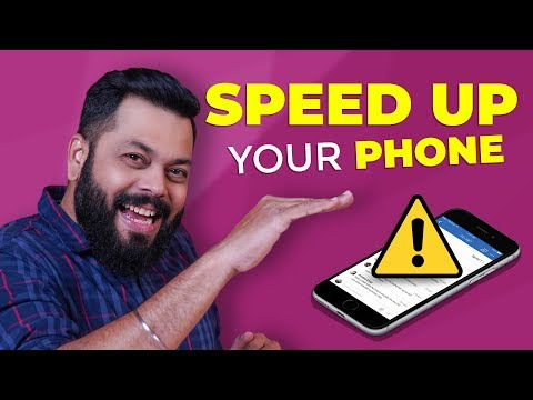 How To Make Your Old Phone Fast Again 🚀 ⚡ ⚡ ⚡ 🚀 Ye Video Jaroor Dekhe!!