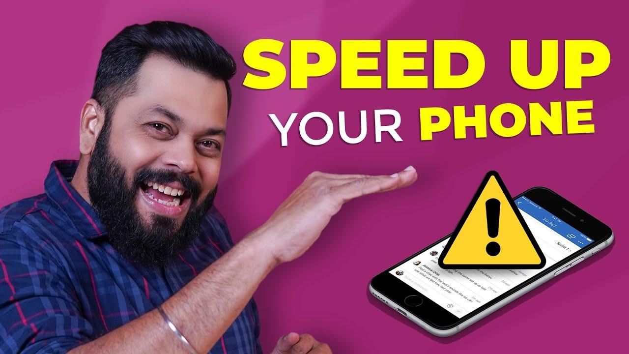 How To Make Your Old Phone Fast Again ???? ⚡ ⚡ ⚡ ???? Ye Video Jaroor Dekhe!!