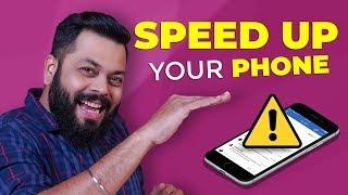 How To Make Your Old Phone Fast Again 🚀 ⚡ ⚡ ⚡ 🚀 Ye Video Jaroor Dekhe!! screenshot 5