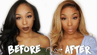 How To: Perfect Ash Blonde Hair | DARK HAIR TO ASH BLONDE