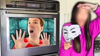HACKER GIRL UNMASK HIDE & SEEK CHALLENGE - PZ4 Will Do a Face …