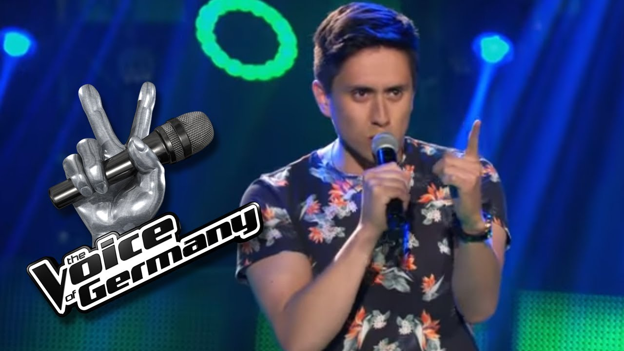 Luis Fonsi Despacito Ft Daddy Yankee Felipe Galleguillos The Voice Of Germany Blind Audition