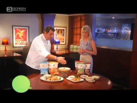 Healthy Eating with Carolyn Kepcher: Riceworks Recipes with Chef Nick Part 2