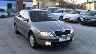 2007  Škoda Octavia 1.9 TDI Elegance Full Review,Start Up, Engine, and In Depth Tour