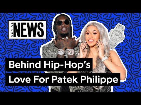 Breaking Down Hip-Hop&39;s Love For Patek Philippe  Genius News