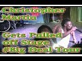 """Christopher Martin Gets Pulled Off Stage Performing """"Cheaters Prayer"""" & More (LIVE #Big Deal Tour)"""