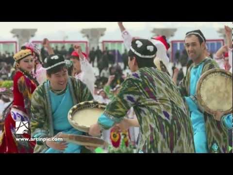 3rd International Nowruz celebrations  in Tajikistan