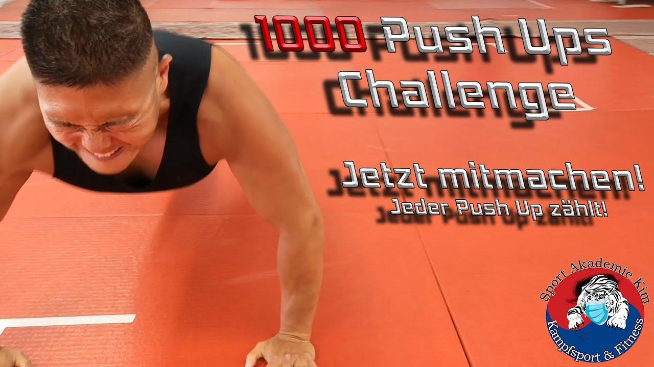 Unsere erste Challenge: Die Sport Akademie Kim stellt sich unserer Herausforderung!