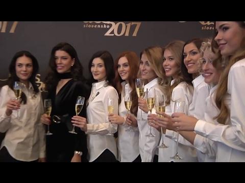 Finalistky Miss Slovensko 2017