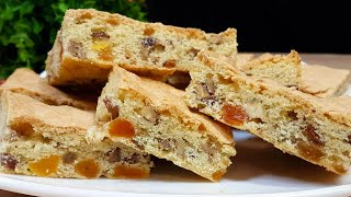 Знаменитое Польское Печенье! Готовим Печенье Мазурка к Чаю Рецепт! Быстро и Очень Вкусно | Выпечка