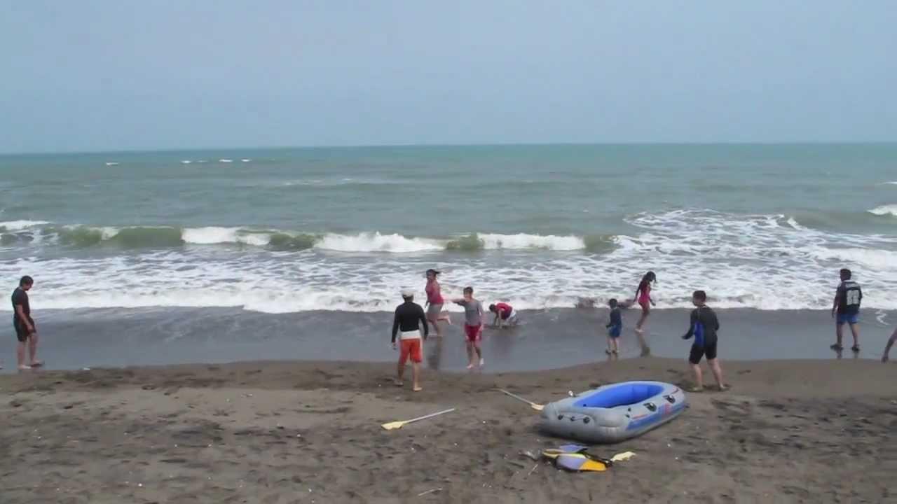 Primos camping costa esmeralda youtube for Casitas veracruz