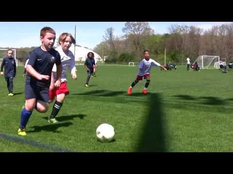 HFC U9 Boys Vs Decatur Soccer Club U10 - First Half