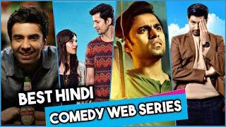Top 10 Best Hindi Comedy Web Series (Part-1) | Romantic Light Hearted | IMDB | Netflix | Prime Video
