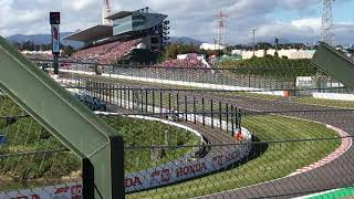 F1 2018 日本GP スタート〜2周目