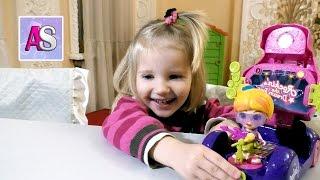 Видео для девочек  Кукла Flipsies