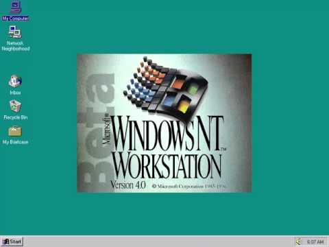 a brief look at microsoft windows nt workstation 40 Windows nt 40 was the first release of microsoft windows to include directx as standard—version 2 shipped with the initial release of windows nt 40, and version 3 was included with the release of service pack 3 in mid-1997 later versions of directx were not released for windows nt 40.