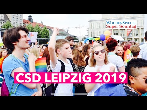 CSD Leipzig 2019 - Love Is All Around