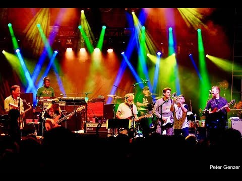 Lettuce pays tribute to JGB with Dead & Co at LOCKN' 2018 | 8/26/18