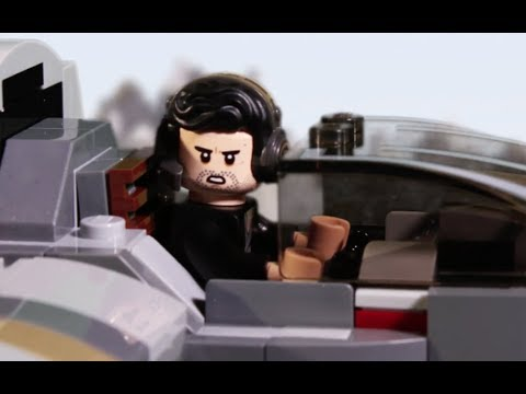 Defense of Crait - LEGO Star Wars - Should Have Joined Forces