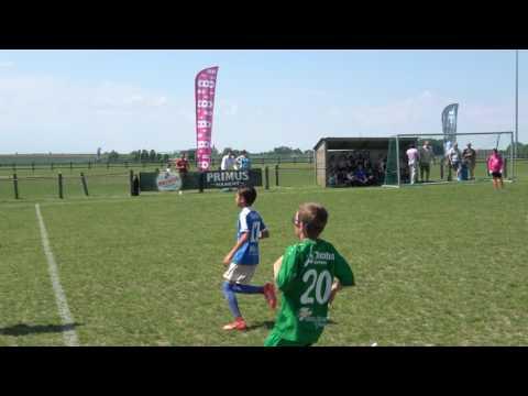 U11   170527   Tournoi Eden Hazard 12th   M5   FC Léopold   Virton 0 1