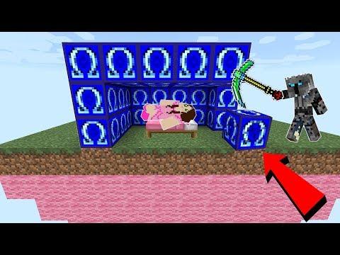 Minecraft: OMEGA MINING LUCKY BLOCK BEDWARS! - Modded Mini-Game
