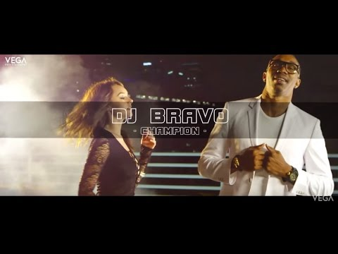 Dwayne Bravo's DJ Bravo Champion Song...
