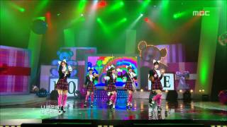 T-ARA - Bo Peep Bo Peep, 티아라 - 보핍보핍, Music Core 20091219