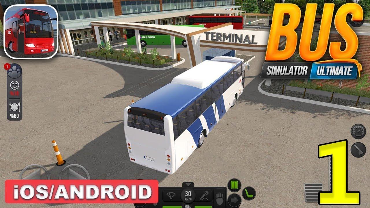 Bus Simulator Ultimate Android Ios Gameplay 1