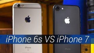 iPhone 7 vs iPhone 6s СРАВНЕНИЕ! Стоит ли менять iPhone 6s на iPhone 7? Мнение FERUMM Live