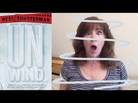 REVIEW:  Unwind By Neal Shusterman
