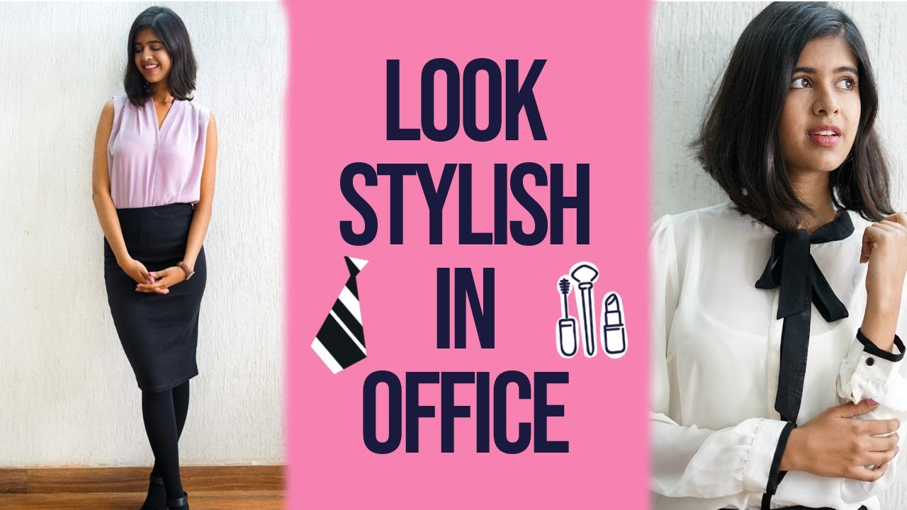 ecfe3464338 Office Wear Guide for Women! Sejal Kumar - YouTube