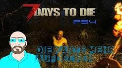 7 Days to Die PS4 - Die Karte mehr aufdecken