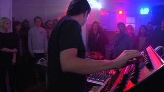 Jahiliyya Fields Boiler Room NYC Live Show