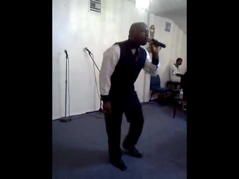 Pastor keith simpson jr