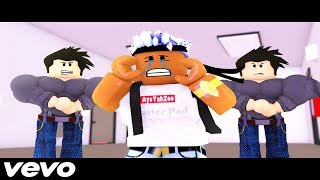ROBLOX MUSIC VIDEO - LONELY (ROBLOX BULLY STORY) PART 1