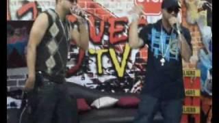 ARIEL BM & FLE  ENTREVISTA Y HUMO CUERO Y ALCOHOL EN JANGUEO TV CON DJ EDWIN