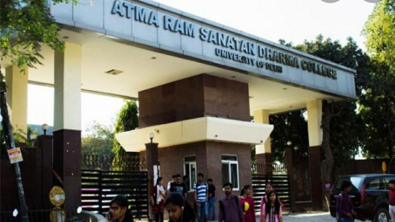 Atma ram sanatan dharma college il || ARSD college |Delhi university ||vlog
