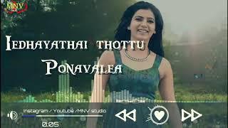 Pattu Kutty 💞 Neethan 💞 Whatsapp Status 💞 Tamil 💞 Yuvan Hits 💞 Love Song 💞