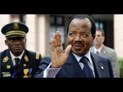 الرئيس الكاميروني بول بيا يفوز بولاية سابعة بنسبة 71 بالمئة  - نشر قبل 5 دقيقة