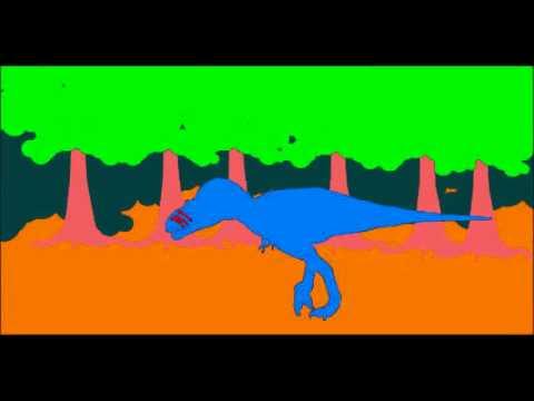 Albertosaurus life (Alp
