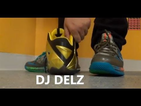 Nike Lebron 10 Swamp Thing Reptile Low Sneaker Review 54fa3f078